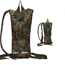 Camelbak Hydration pack 2,5L - Woodland Marpat (P4A679)