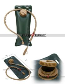 Waterzak voor Camelbak - 3L - Khaki (P4A591)