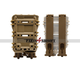 Plate Carrier Magazine Pouch -  5.56 - Tan (P4A1034)