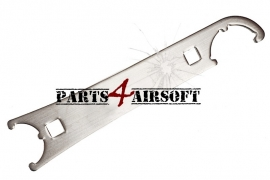 M4 NSN Airsoft Sleutel - Barrel Nut Tool voor M4 (P4A486)