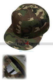 Leger Baseball Cap - Jungle BDU (P4A794)