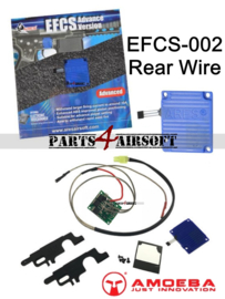 ARES Amoeba Electronic Circuit Unit - Rear Wire (EFCS-002) (P4A987)