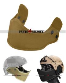 Helmet Faceprotection - Tan [Emerson] (P4A1022)