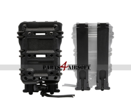Plate Carrier Magazine Pouch -  5.56 - Black (P4A1032)