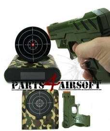 Alarmklok - Shoot-out alarm - Camouflage (P4A755)