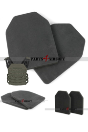 Foam chest plates voor Plate Carrier (P4A1066)
