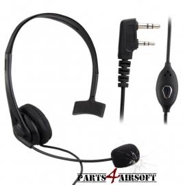 Headsets & toebehoren