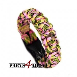 Paracord Polsband - CADPAT (P4A223)