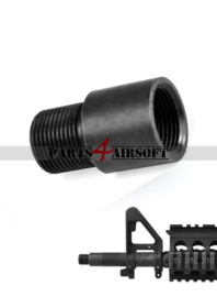 Outer Barrel Adapter [14mm CCW -> 14mm CW] (P4A1016)
