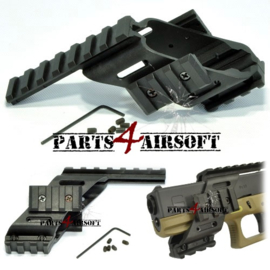 Scope Mount voor Pistol (P4A743)
