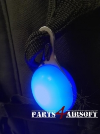 LED Team marker - Blauw (P4A643)