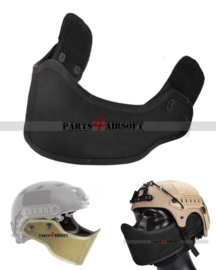 Helmet Faceprotection - Black [Emerson] (P4A1023)