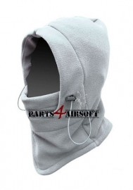 Winter Bivakmuts Balaclava Fleece - Snow (P4A585)