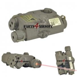 PEQ-box - AN-PEQ-15 Battery Case met Laser -Tan [FMA] (P4A711)