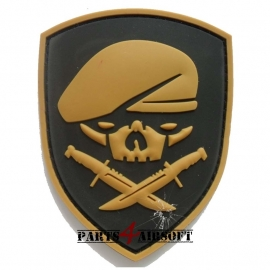 US Army Ranger (MoH) PVC Patch - 8,5x7cm (P4A400)