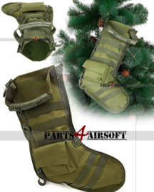Tactical Christmas Stocking / Kerst sok - Olive Drab (P4A989)