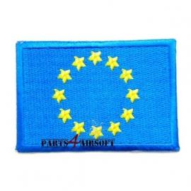 Insigne Patch Vlag - Europa - 7x5cm (P4A390)