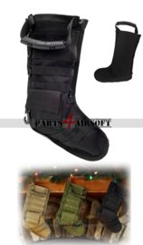 Tactical Christmas Stocking / Kerst sok - Zwart (P4A1014)