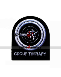 Group Therapy Patch - 7x6cm (P4A854)
