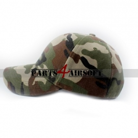 Leger Baseball Cap - Jungle BDU (P4A768)