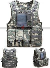 Tactical Vest - ACU (P4A923)
