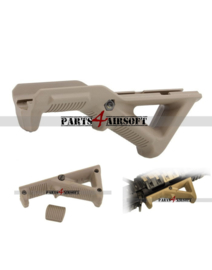 RIS angled foregrip #1 - tan (P4A990)