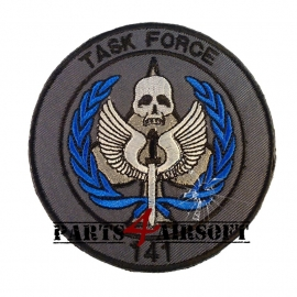 Call Of Duty Task Force 141 Patch - 8,5cm (P4A717)