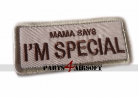 Mama Says I'm Special Patch - 9x4cm (P4A759)