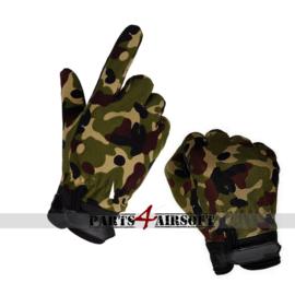 Handschoen met vingers - Camouflage (P4A862)