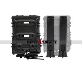 Plate Carrier Magazine Pouch -  7.62 - Black (P4A1029)