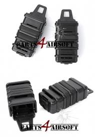 Fast Mag Double MP5 / MP7 Magazin Pouch - Black - 2 stuks (P4A610)