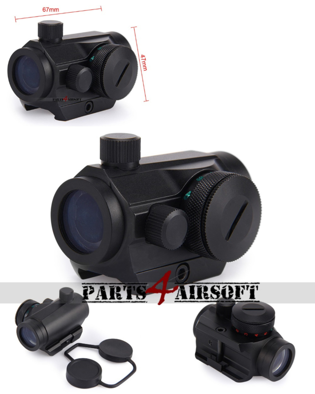 Micro Red Dot Sight 1x22RD (P4A856)