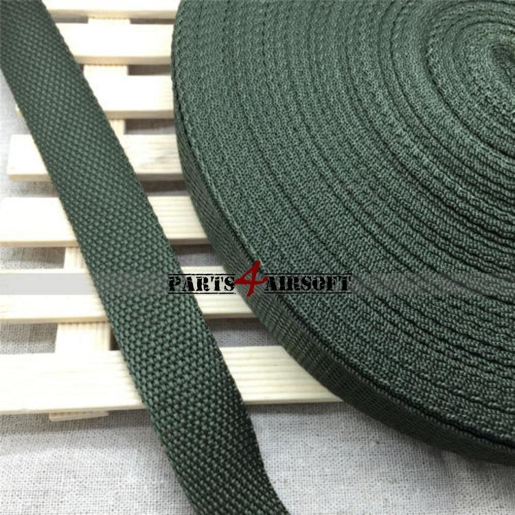 DIY Sling / Webbing 3mx25mm - Olive Drab (P4A1049)