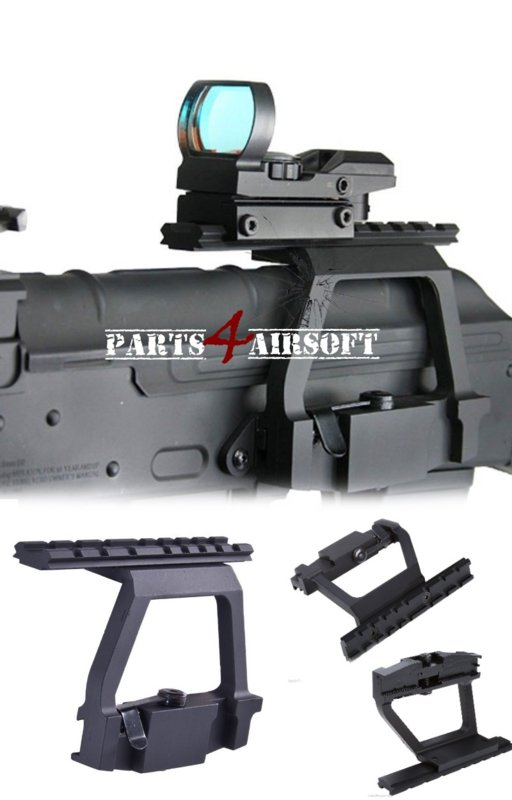 AK47 SVD Scope Mount (P4A761)