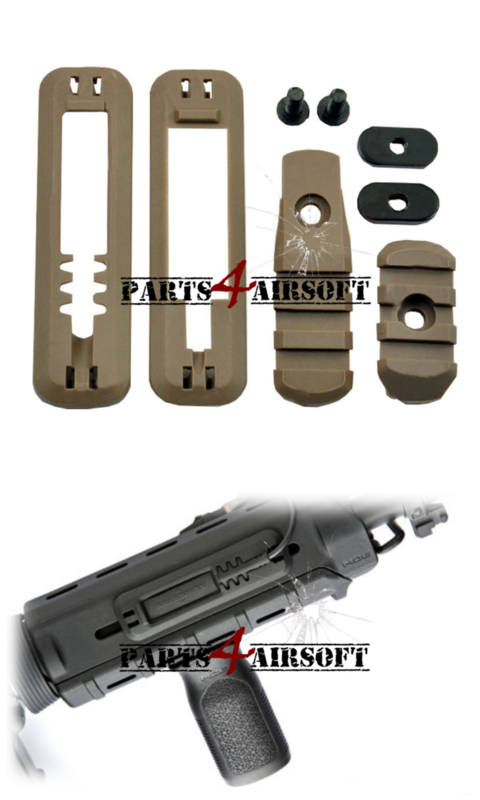 Handguard Pressure switch mount - Khaki (P4A542)