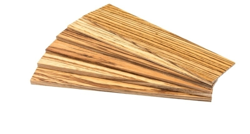 Sample Set - West-African Zebrawood