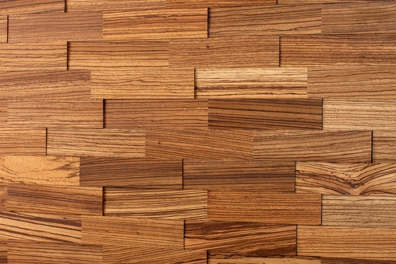 West-African Zebrawood
