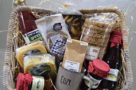 Zeeuws Kerstpakket Streekproducten COZY
