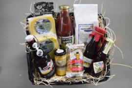 Zeeuws Kerstpakket Streekproducten ZEELAND