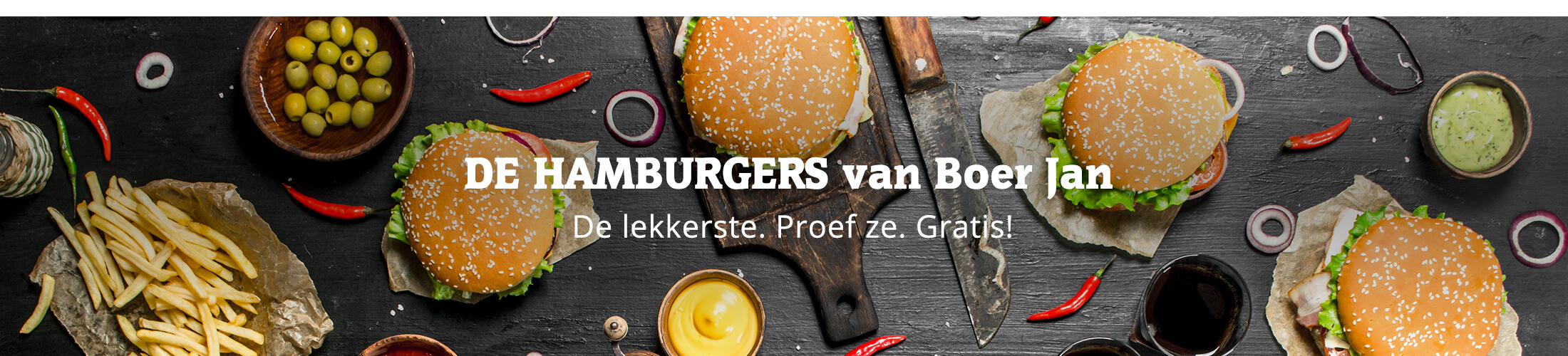 Hamburger Actie