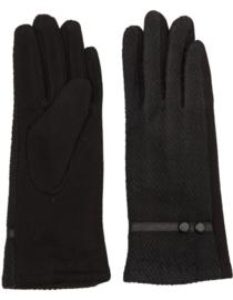 Juleeze Handschoenen Zwart