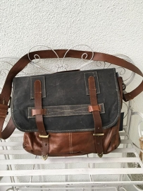 Canvas Bag Black Colmore by Diga/Pinelake Lodge