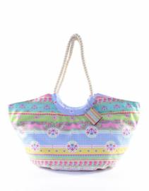 Shopper / Strandtas Ayda Pink