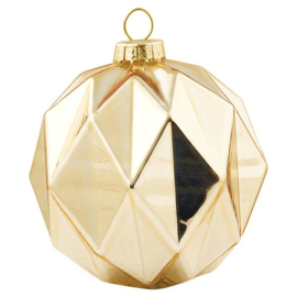 Gate Noir Ball glass gold hanging GN