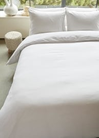 Beddinghouse Dekbedovertrek Basic White