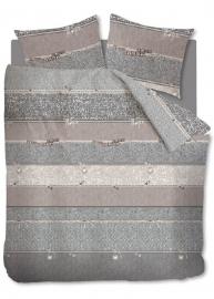 Beddinghouse Dekbedovertrek Warm Socks Sand
