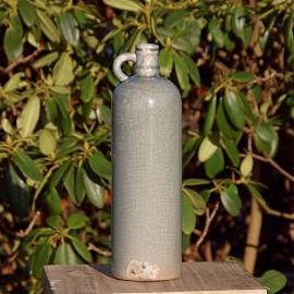 Bottle Pitcher Antique Dark Grey Brynxz L D.11 H.36