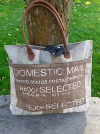 Canvas Shopper Domestic Mail Colmore/Pinelake Lodge