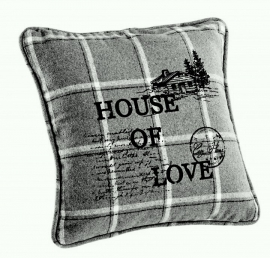 Sierkussen House Of Love