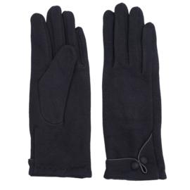 Juleeze Handschoenen Elegance Donkerblauw